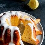 Super fluffiger Zitronenkuchen mit Buttermilch