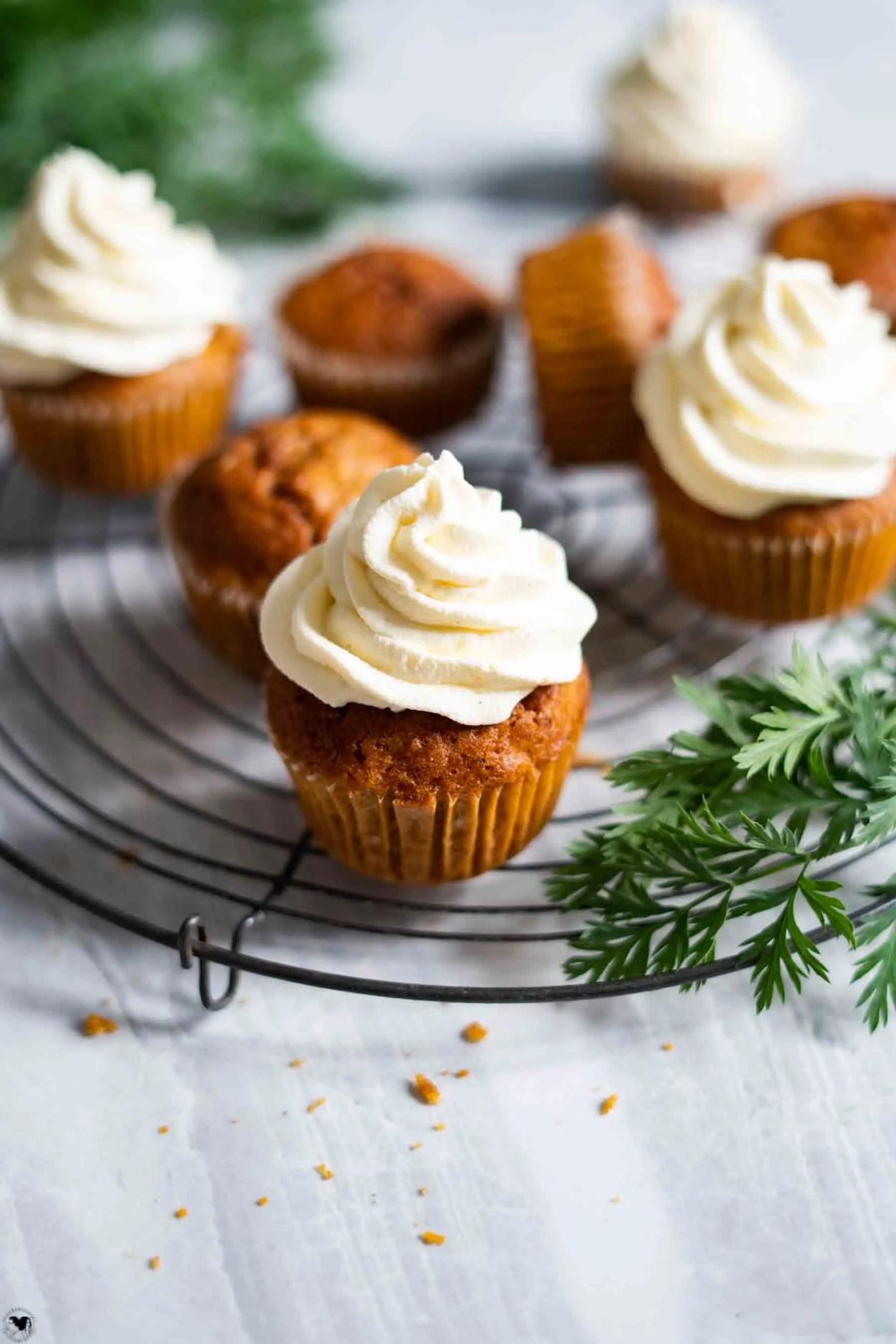 Rübli Cupcakes