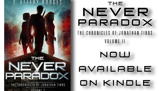 The Never Paradox – Kindle Edition – Now Available