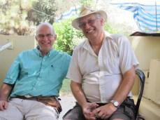 Haskel Greenfield and Steve Rosen, 2011
