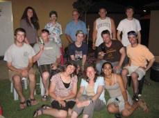 Area E field crew, 2011