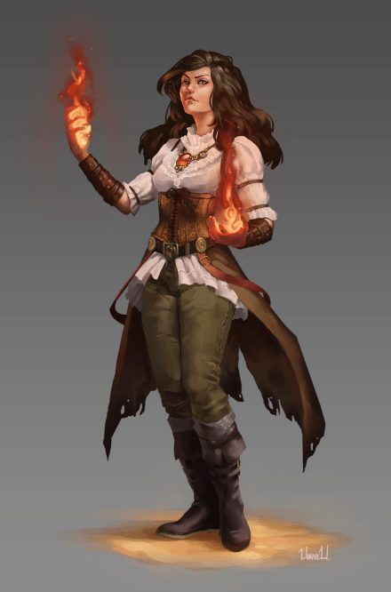Alicia Figurine