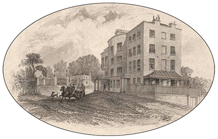 The Star and Garter Hotel
