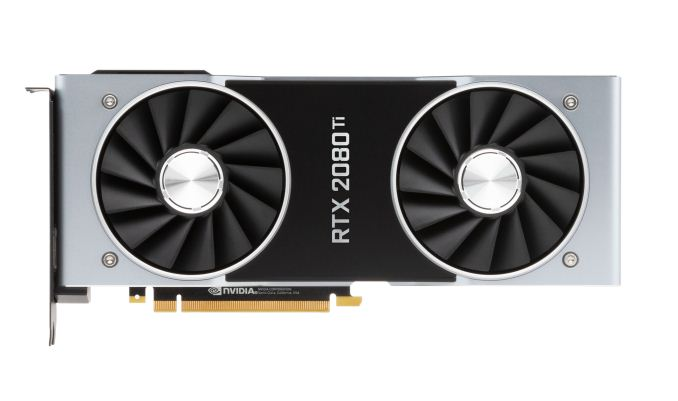 The NVIDIA GeForce RTX 2080 Ti & RTX 2080 Founders Edition Review