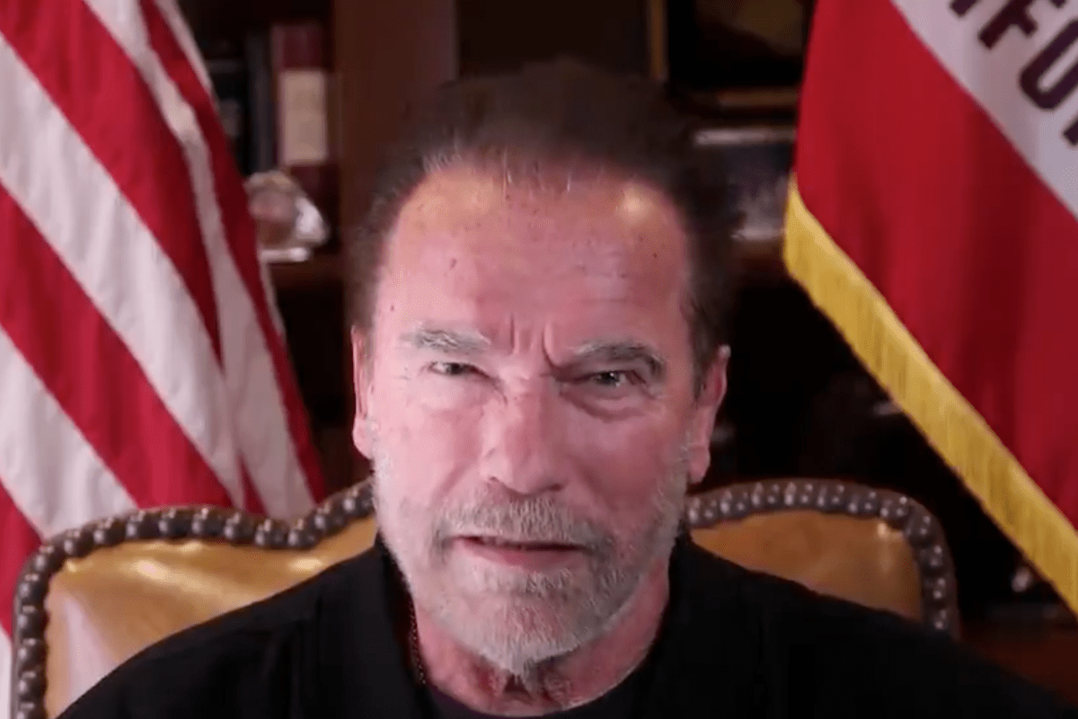 Video of Arnold Schwarzenegger Evaluating Capitol Mob to Nazis Seen Over 24 Million Instances – Newsweek
