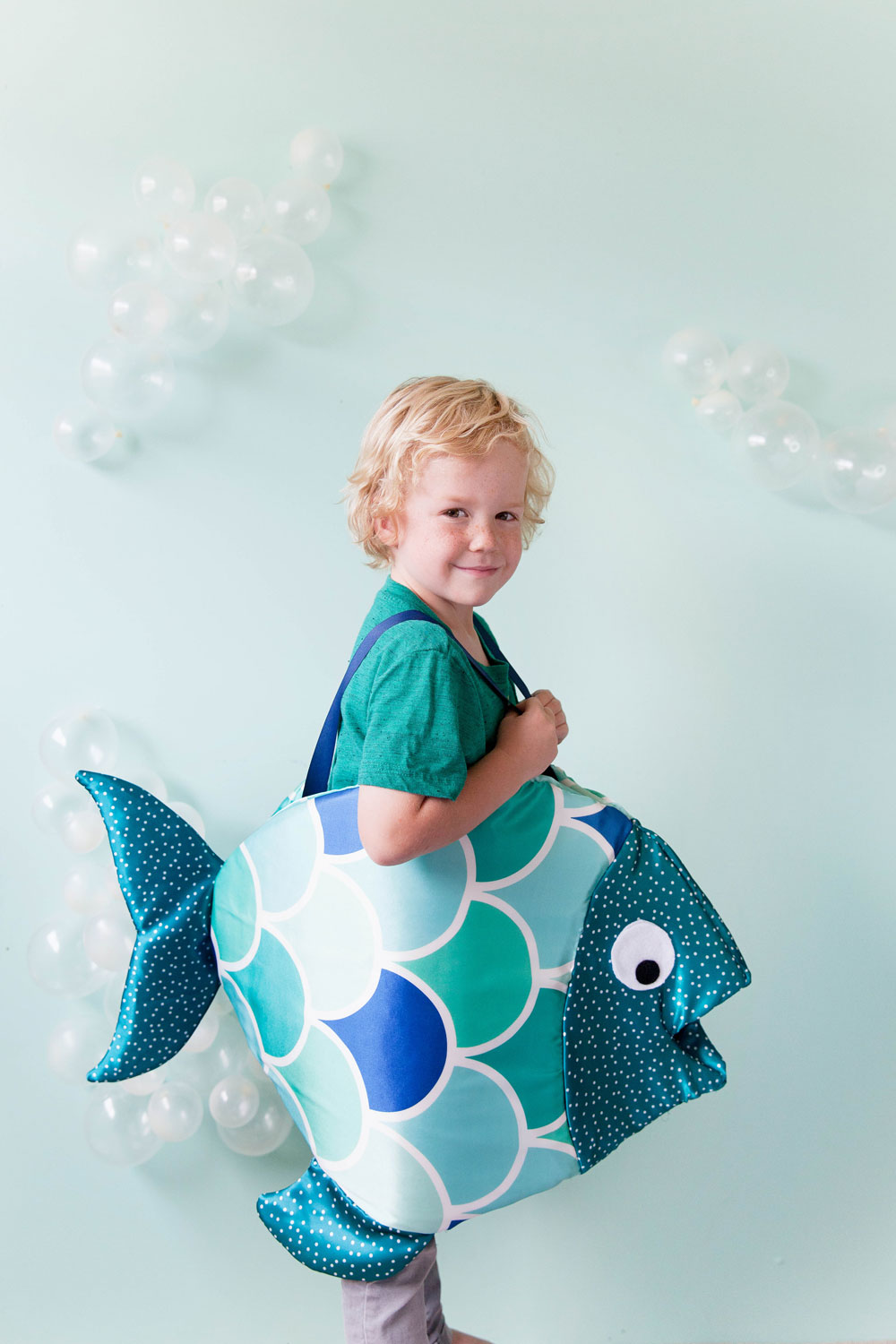 Diy Fish Costume Tell Love And Party