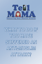 Click to View What to do if you Suffer Anti-Muslim Prejudice?