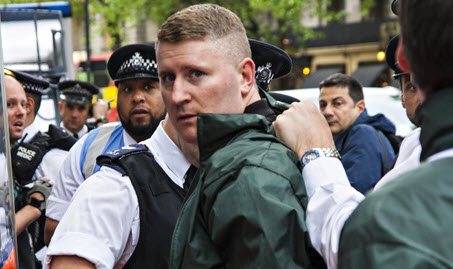 Far Right Britain First, Rails Against South Yorkshire Police