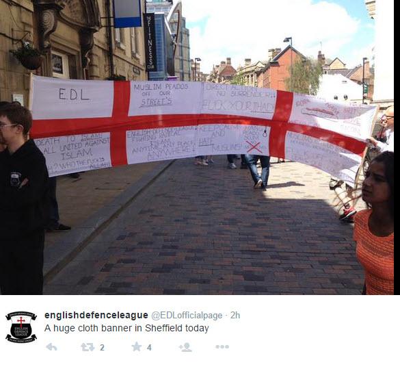 Sheffield EDL