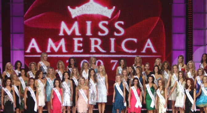 Miss America smaller