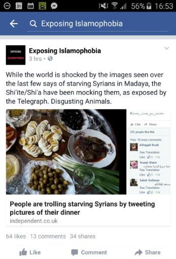 Exposing Islamophobia