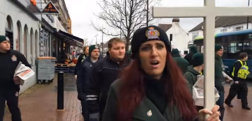 'Operation Lionheart' by Britain First Shows the Level Far Right Extremists Will Stoop To