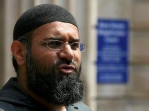 For Years Press Sources Made Anjem Choudhary the 'Go To' Person To Raise Viewer Numbers