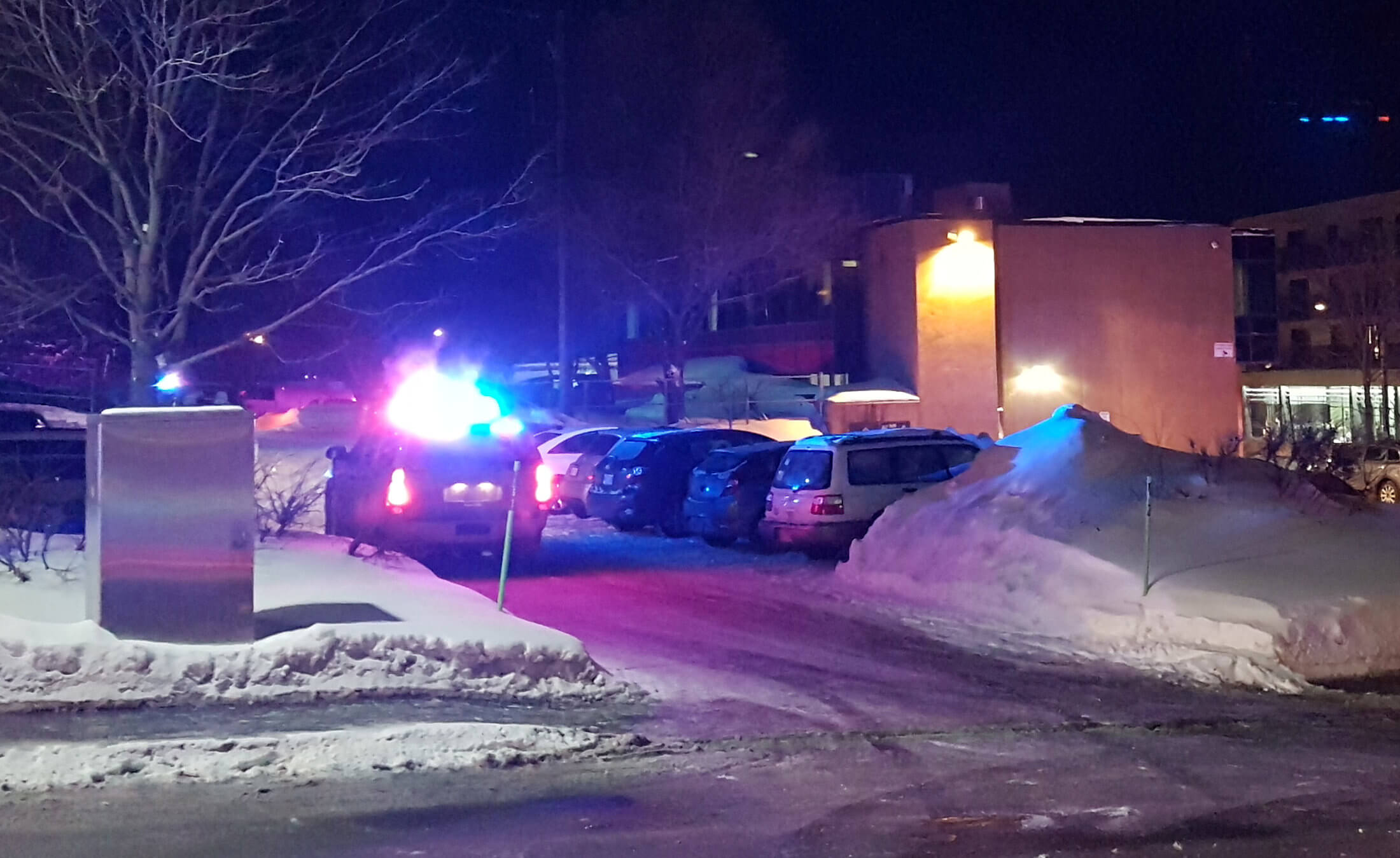 Five dead in Quebec City mosque shooting – mosque president