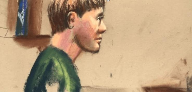 Charleston church gunman tells jury he is not mentally ill