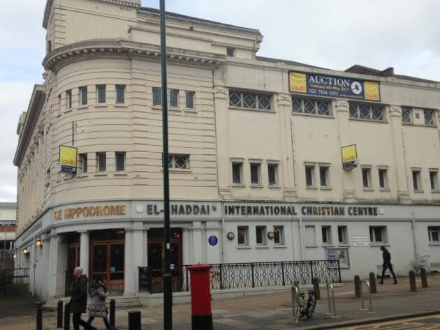 Golders Green Hippodrome Furore Shows Bigotry is Not Far From Any Community