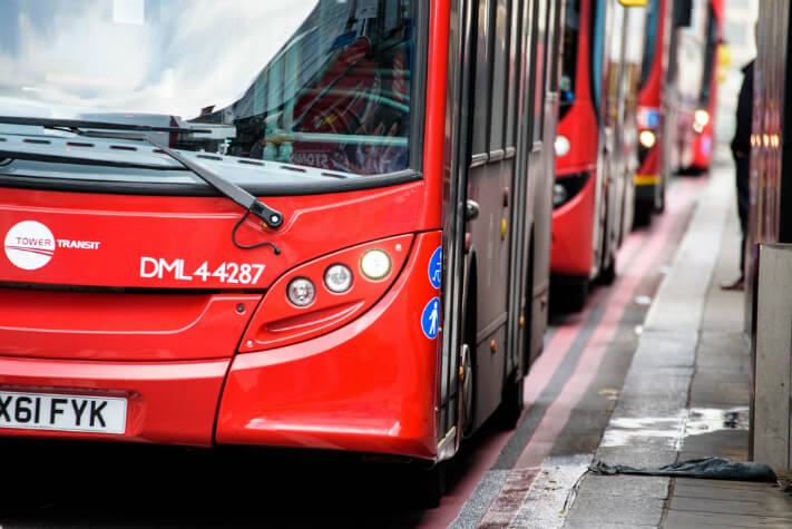 Muslim woman in niqab denied entry onto bus with her child in London