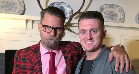 Tommy Robinson to tour Australia with the leader of group FBI deems extremist