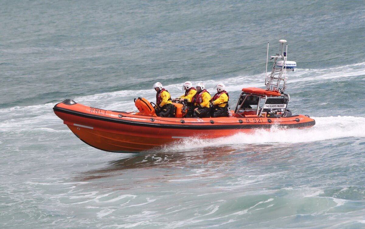 "The RNLI respond to misleading ""funding burkinis for Africans"" articles"