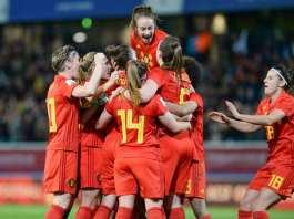 Alle thuismatchen en vriendschappelijke wedstrijden van nationaal vrouwenelftal live bij Q2 en HLN.be