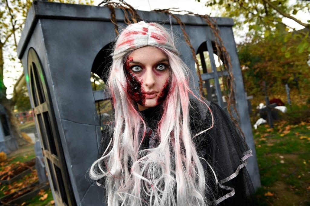 Walibi Belgique Halloween.Opmerkelijke Nieuwigheden Voor Twintigste Editie Halloween