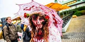 Walibi Halloween