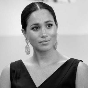 Meghan Markle actress as the Duchess of Sussex in the Royal family