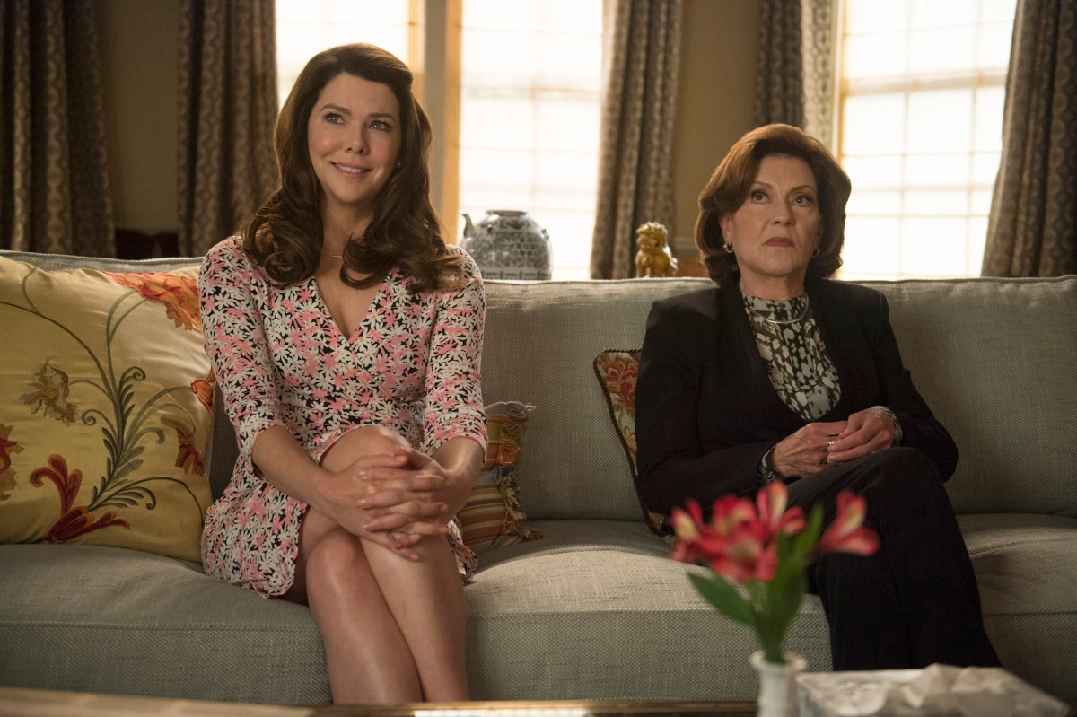 Gilmore Girls: A Year in the Life Review — Spring