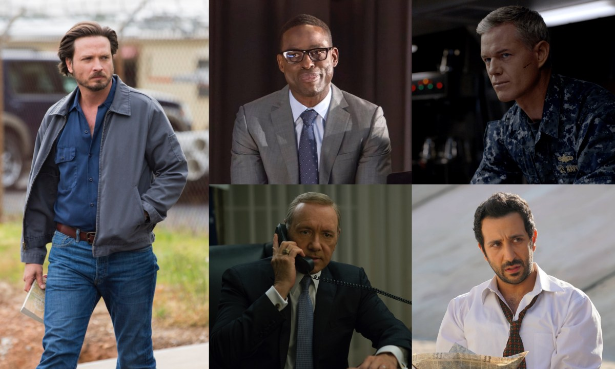22 Marvelous Male TV Characters from 2016