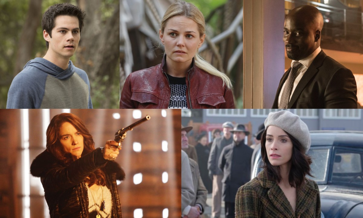18 Unforgettable TV Heroes of 2016