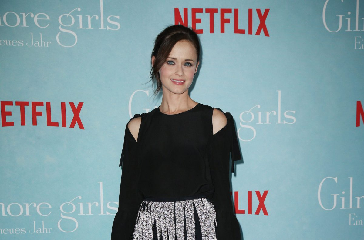 Gilmore Girls Star Alexis Bledel Joining the Cast of 'The Handmaid's Tale'
