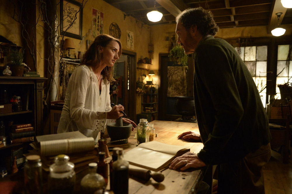 Grimm: Top Moments from 'Oh Captain My Captain' (Season 6 Episode 3)