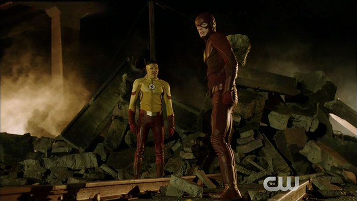The Flash Review: Untouchable (Season 3 Episode 12)