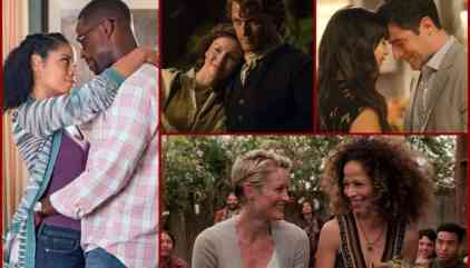 14 TV Couples That Are #RelationshipGoals | Tell-Tale TV
