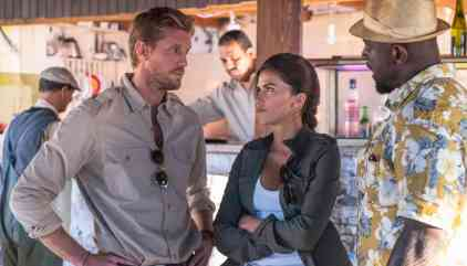 Blood and Treasure Review: The Lunchbox of Destiny (Season 1 Episode