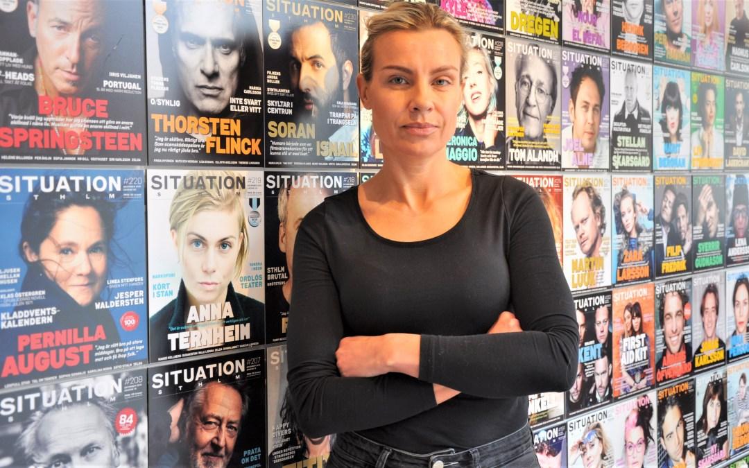 Film: Svar på SMS är värdefulla för Situation Stockholm
