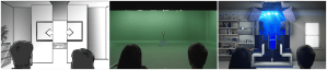 Storyboards for the FremantleMedia green screen shoot by Telly Juice Video Production London