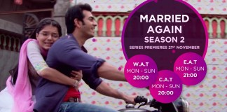 Married again update Sunday 12 January 2020 on Zee World