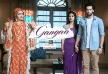 Gangaa update Saturday 22nd February 2020 on zee world