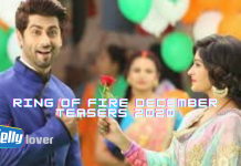 Ring of Fire December Teasers 2020 On Zee world