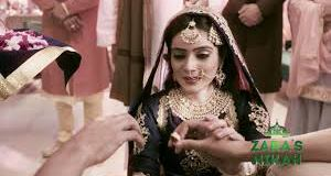 Zara's Nikah update Saturday 20 February 2021 On Zee world