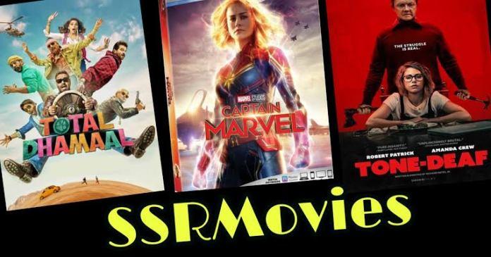 SsrMovies Download Free Ssr Movies South Hindi, 300MB Movies, Hollywood or Bollywood