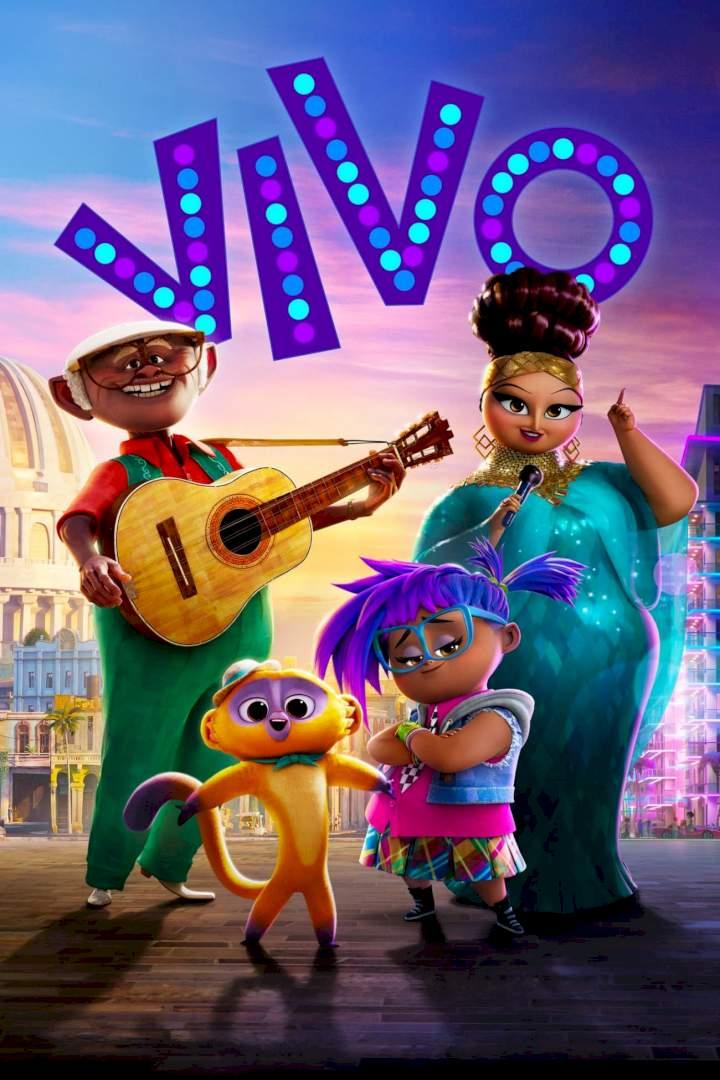 [Movie] Vivo (2021) MP4 Download