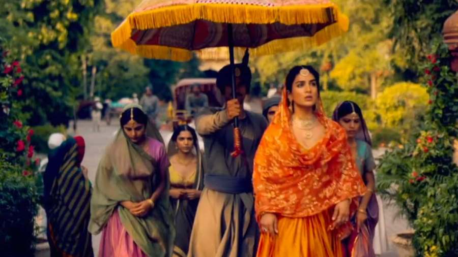 Beecham House trailer