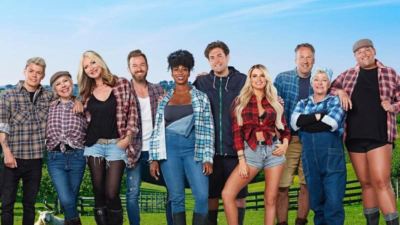 Celebs On The Farm 2019