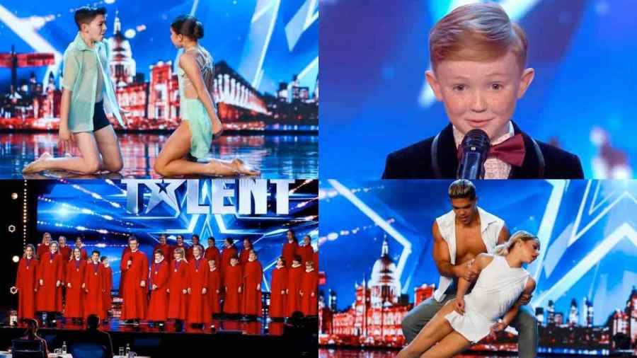 bgt acts not in live shows