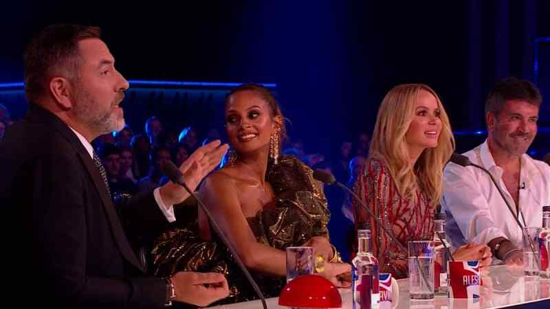 Britain's Got Talent 2019 - live show 1 - judges