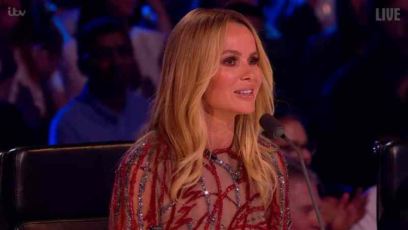 Britain's Got Talent 2019 live shows - Amanda Holden