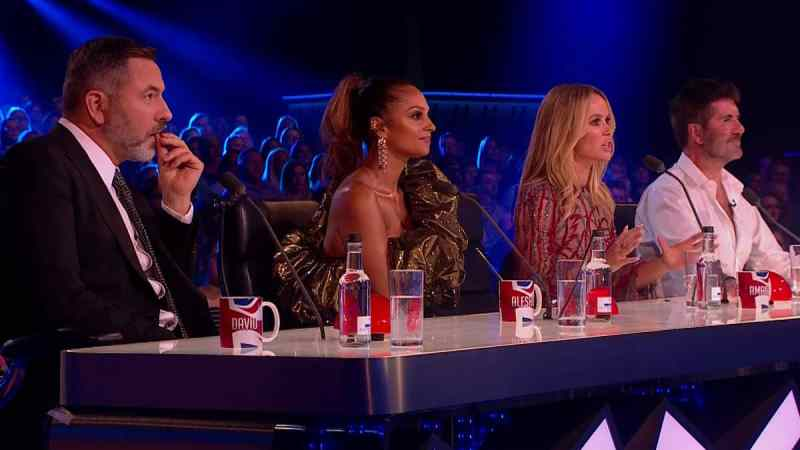 Britain's Got Talent 2019 live shows - Judges David Walliams, Alesha Dixon, Amanda Holden and Simon Cowell