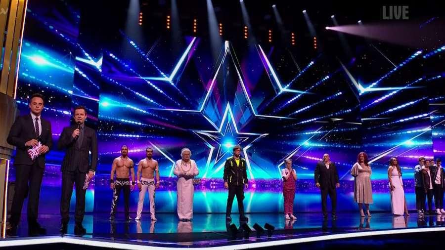 Britain's Got Talent 2019 live show 2 results
